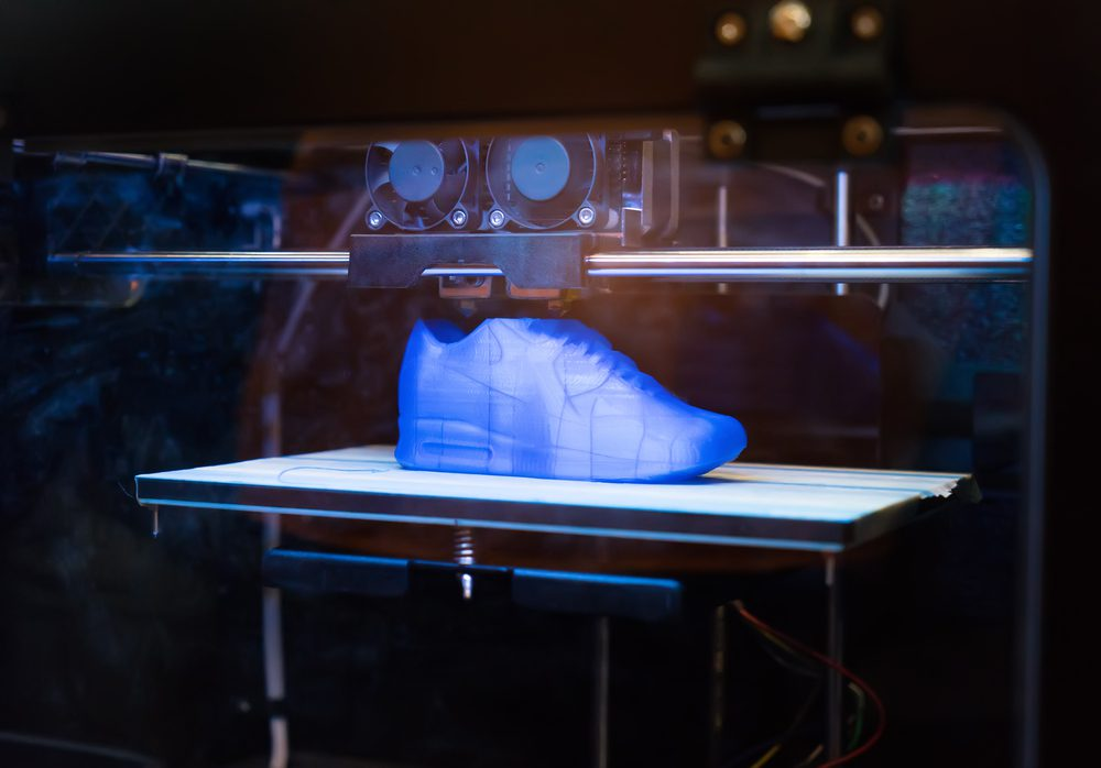 3D printing is a great way to enhance sustainability in footwear manufacturing