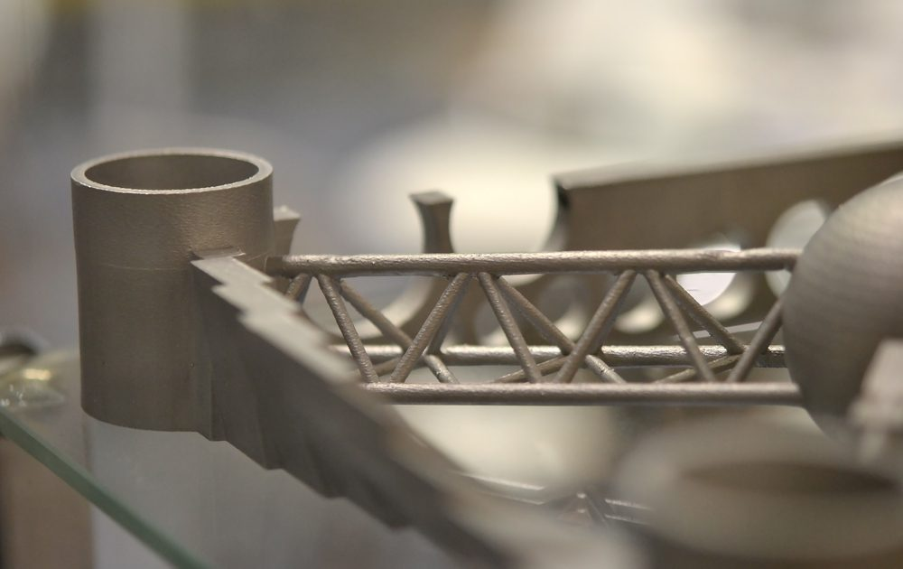 Advantages of additive manufacturing