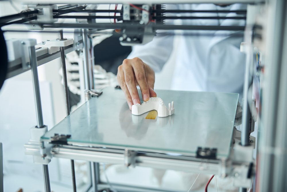 3D printing dental retainers