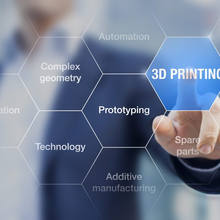 Concept,About,3d,Printing,Which,Is,An,Innovative,Additive,Manufacturing